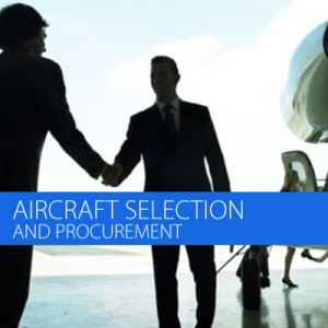 Aircraft selection and procurement