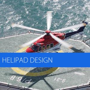 Helipad design