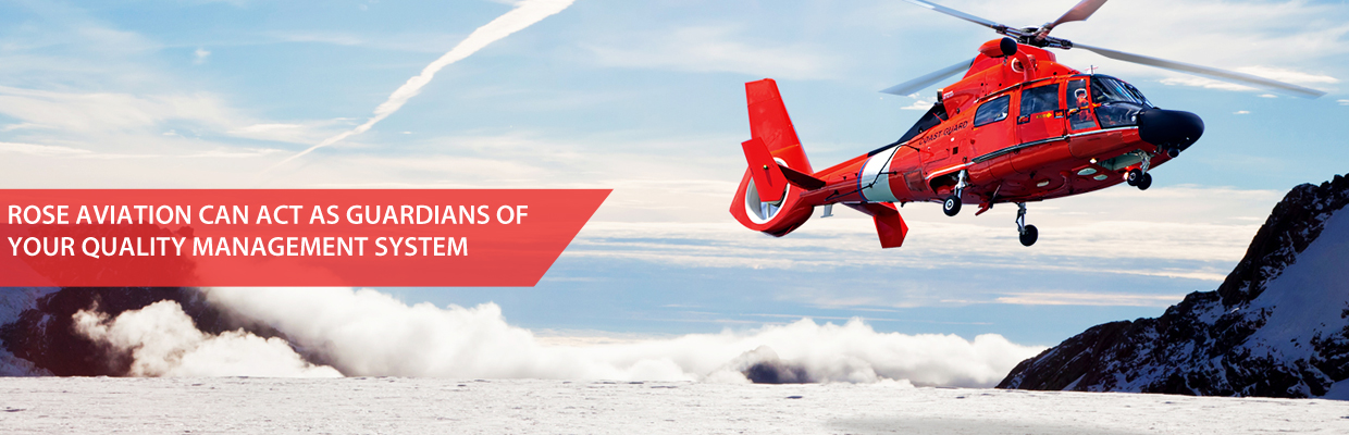 Rose Aviation quality auditing